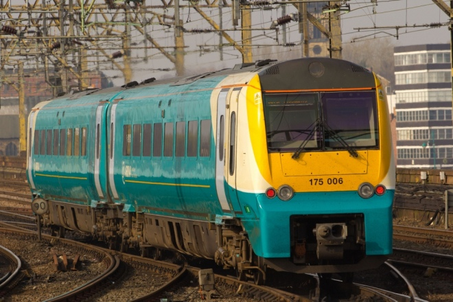 photograph of Arriva Trains Wales